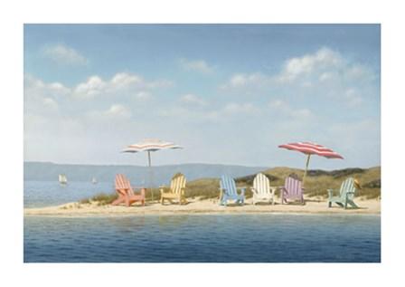 Summer Colors by Daniel Pollera art print