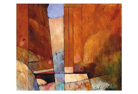 Canyon II by Tony Saladino art print