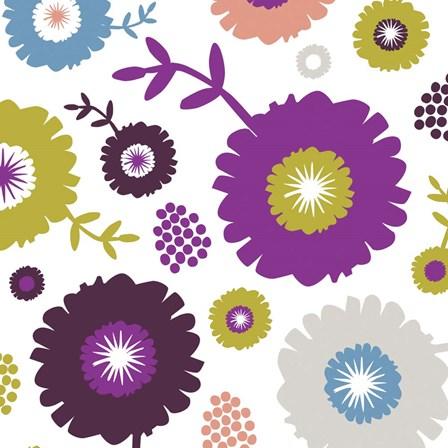Garden Floral III by Nicole Ketchum art print