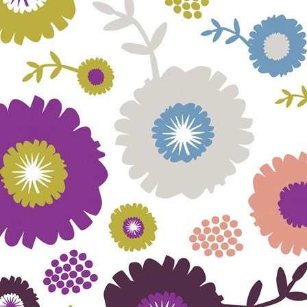 Garden Floral IV by Nicole Ketchum art print