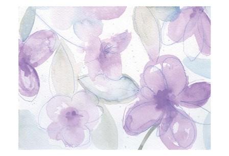 Lilac Garden by Smith-Haynes art print