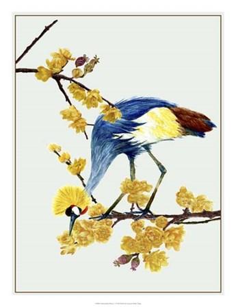 Chimonanthus Praecox I by Melissa Wang art print