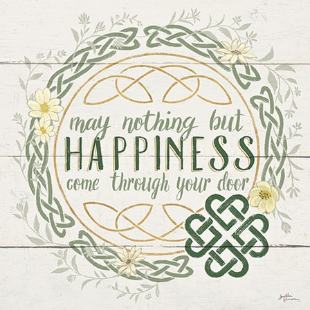 Irish Blessing I by Janelle Penner art print