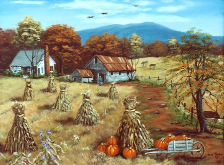 Autumn by Arie Reinhardt Taylor art print