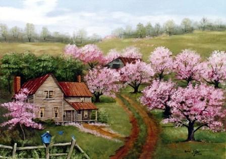 Springtime by Arie Reinhardt Taylor art print