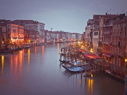 Venice Canal by Assaf Frank art print