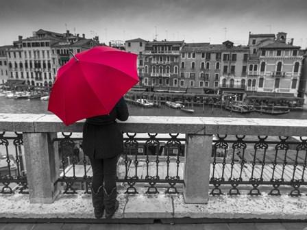 Pop of Red by Assaf Frank art print