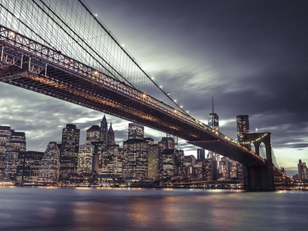 Manhattan by Assaf Frank art print