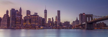 New York City Pano by Assaf Frank art print