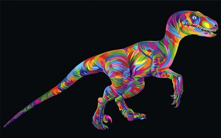 Raptor by Bob Weer art print