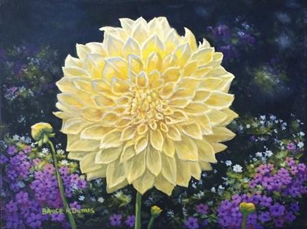 Flower Power I by Bruce Dumas art print