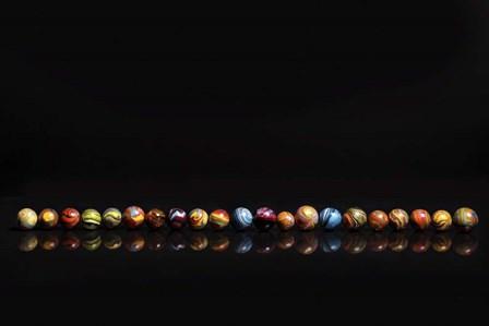 Marble Line by Wiff Harmer art print