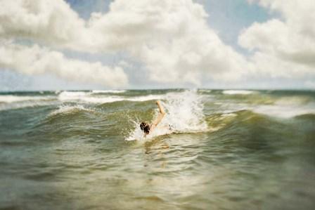 Swept Away by Wiff Harmer art print